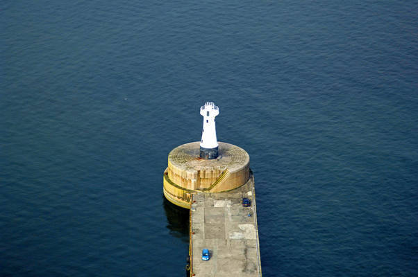 Peterhead South Breakwater Light