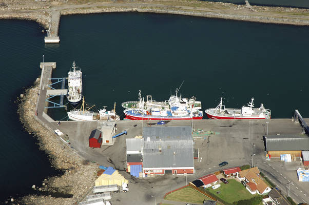 Fiskehamnsvägen Road Fishing Harbour
