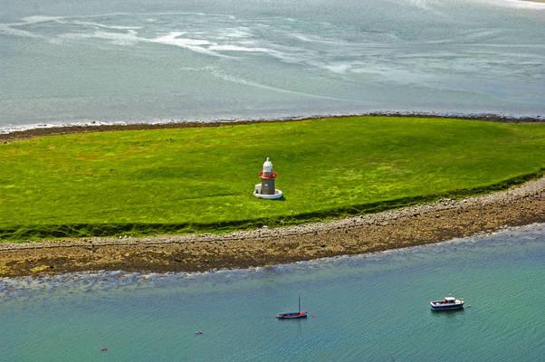 Oyster Island Light