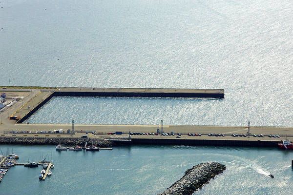 Rimouski Est Marine Terminal Harbour