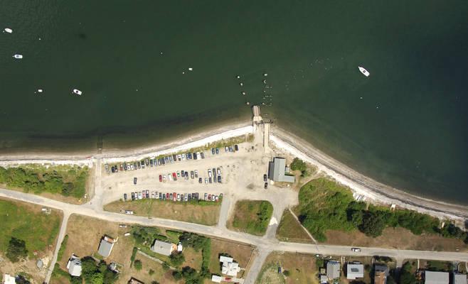 Prudence Ferry Dock