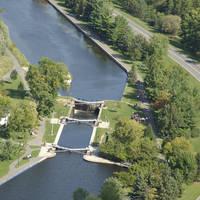 Rideau Canal Lock 9