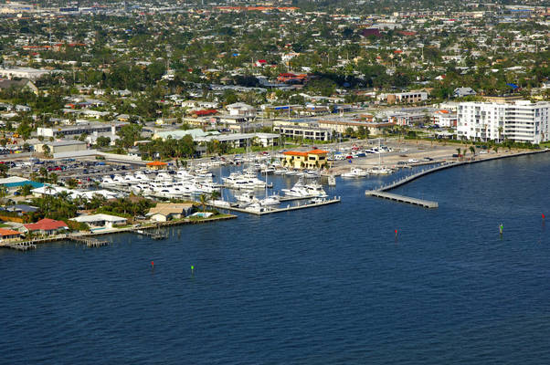 Lake Park Harbor Marina