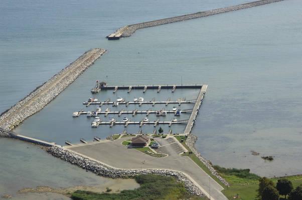 Waterworks Park Municipal Marina
