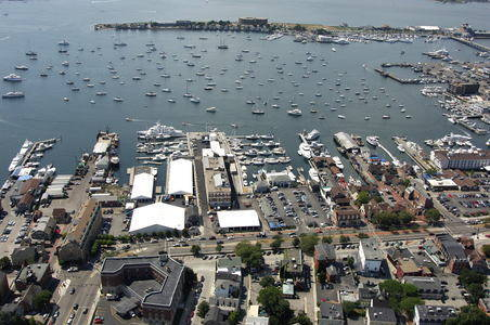 Newport Yachting Center Marina