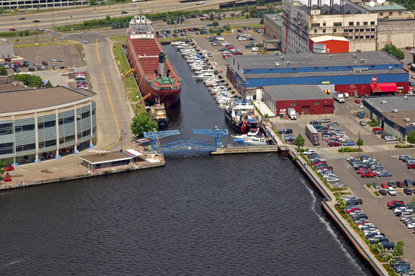 Minnesota Slip Bridge