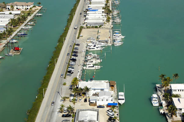Key Colony Beach Marina