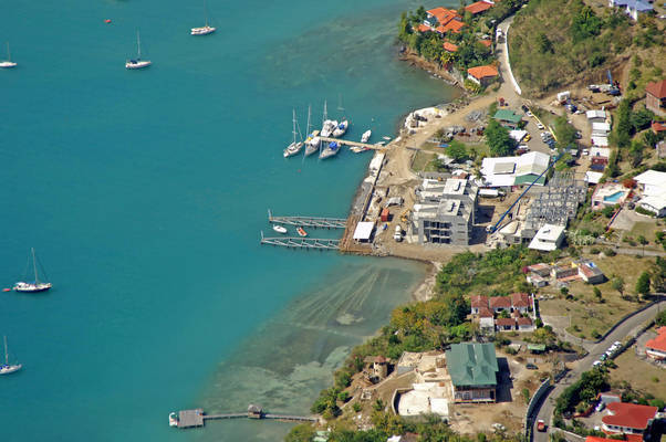 Prickly Bay Marina