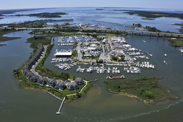 Mears Point Marina
