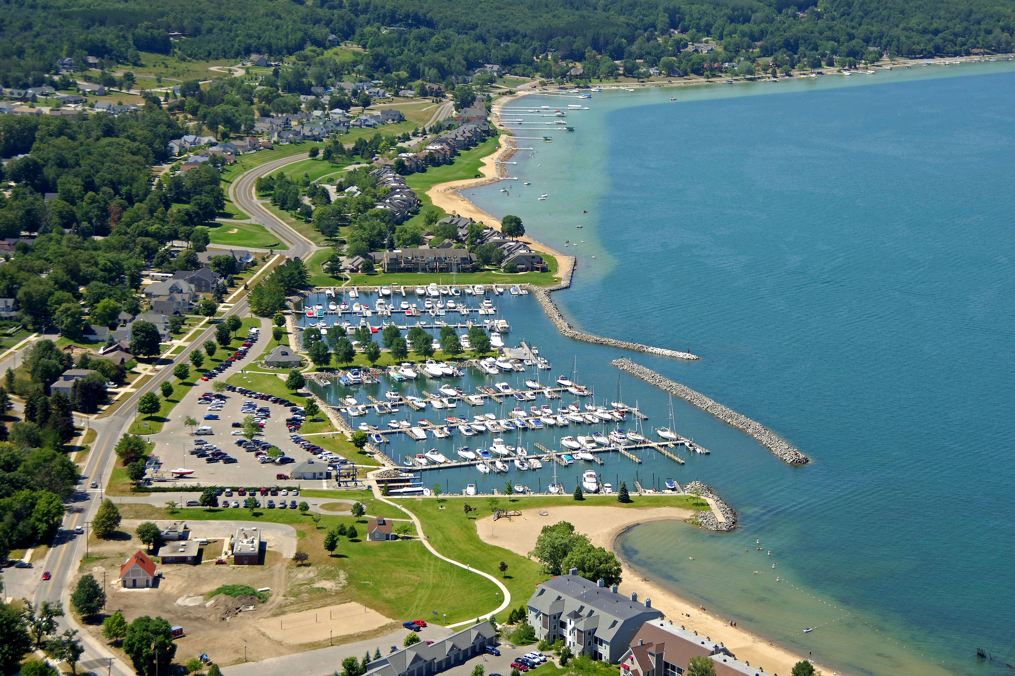 Boyne City Mi >> Harborage Marina In Boyne City Mi United States Marina Reviews