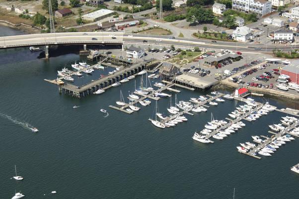 Glover Wharf Municipal Marina