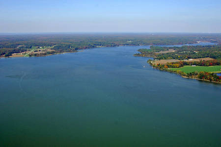 Port Tobacco River Inlet