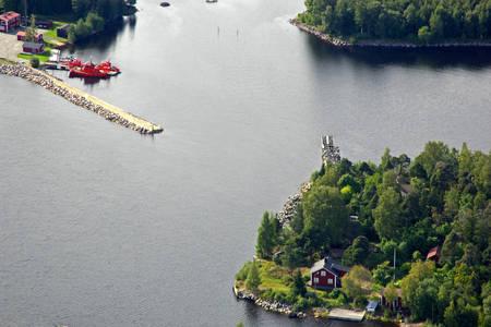 Ljusne Marina Inlet