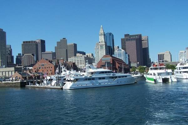 Boston Waterboat Marina