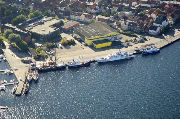 Eckernförder Fishery Port