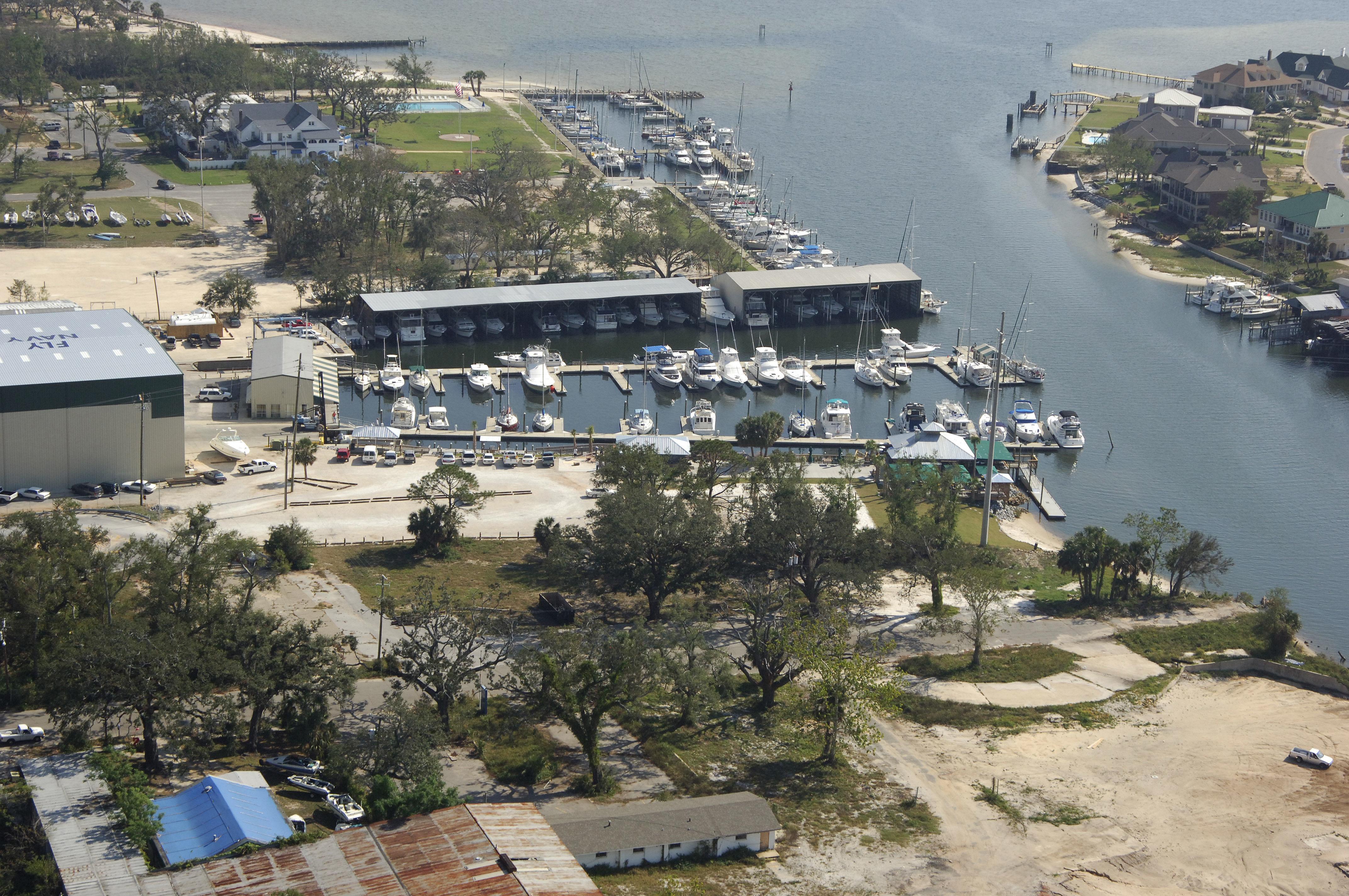 Bahia Mar Marina in Pensacola, FL, United States - Marina ...