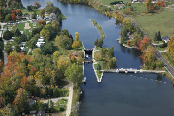 Trent Canal Lock 37