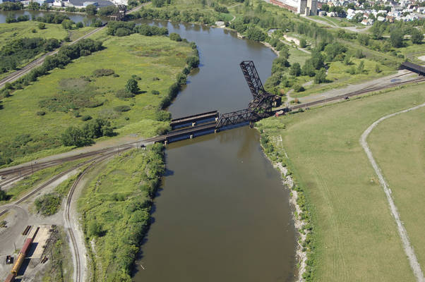 Buffalo Conrail Bridge
