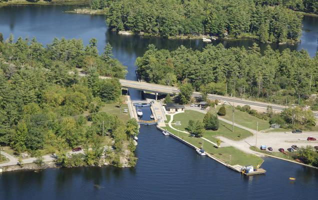 Burleigh Falls Lock 28