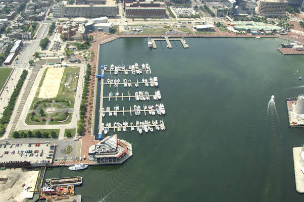 City Of Baltimore Docks