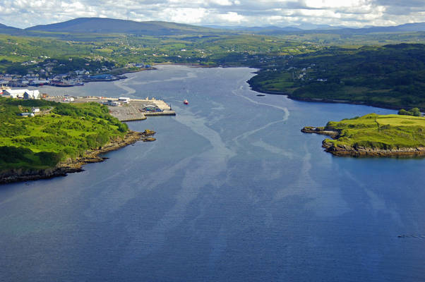 Killybegs Harbour Inlet