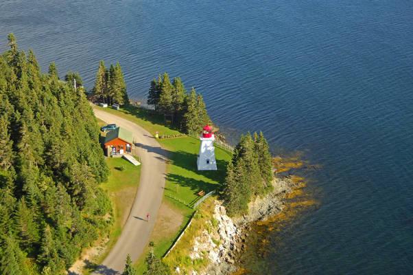 Jerome Point Lighthouse