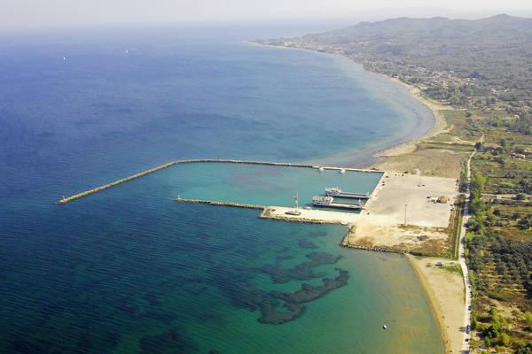 Levkimmi Ag Petros Marina