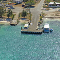 Clarence Town Dock