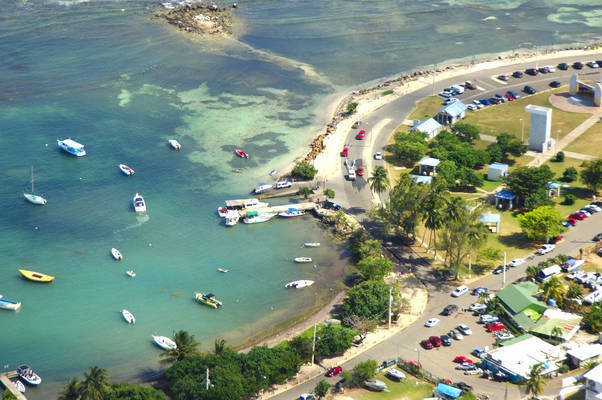 Las Croabas Town Docks