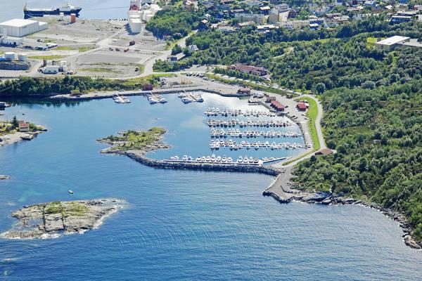 Kristiansund Meloya Marina