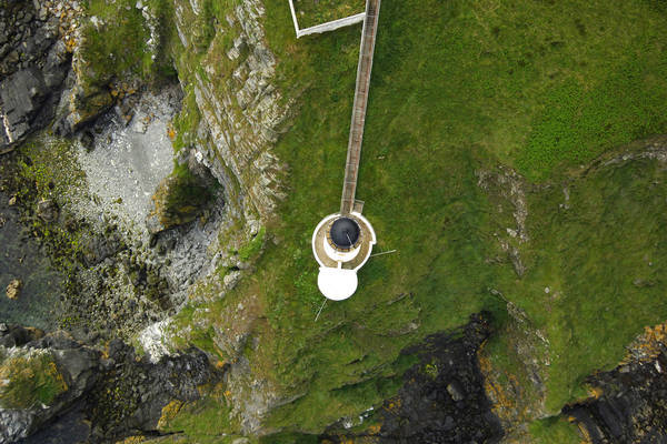 Maughold Head Light