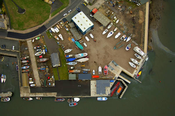 Coquet Boat Yard