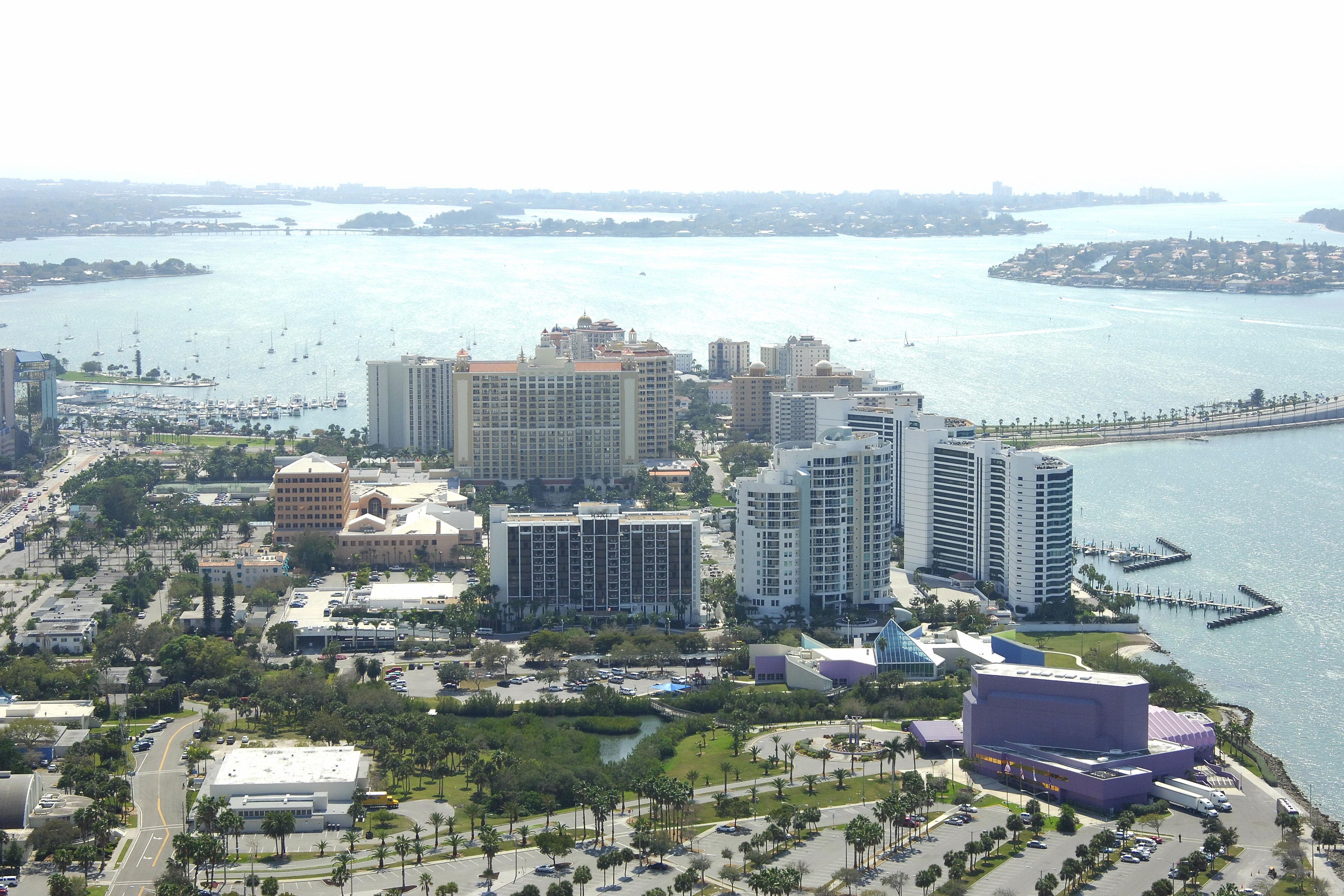 Hyatt Regency Sarasota Resort Marina
