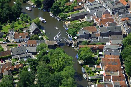 Ophaalbrug Loenen Bridge