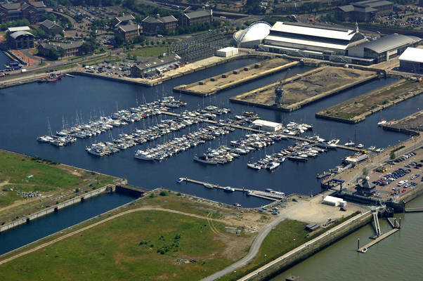 Chatham Maritime Marina