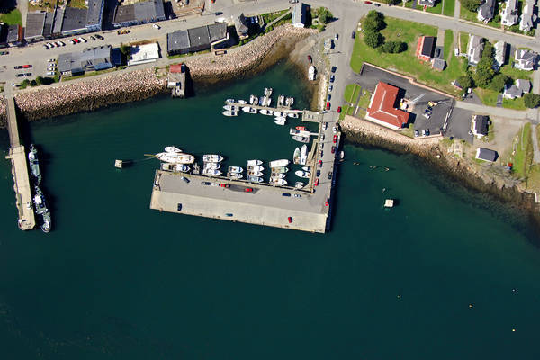Eastport Breakwater Public Floats