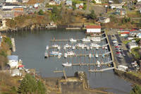 Depoe Bay Boat Harbor