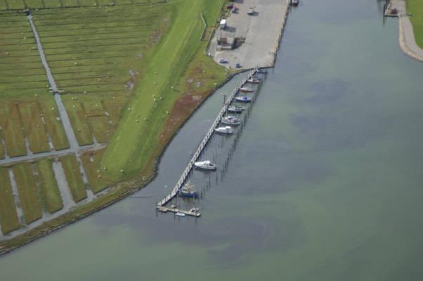 Pellworm Tammensiel Sportboat Harbour