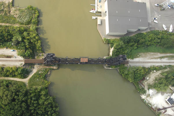 Lorain RailRoad Lift Bridge