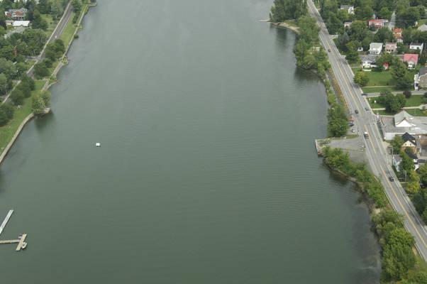 Mont-St-Hilaire Public Dock