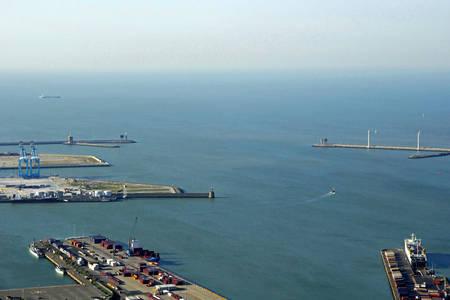 Zeebrugge Inlet