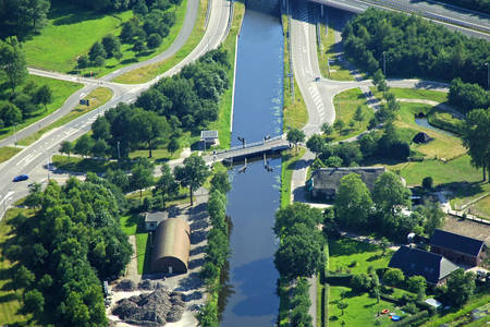 Pijlebrug Bridge
