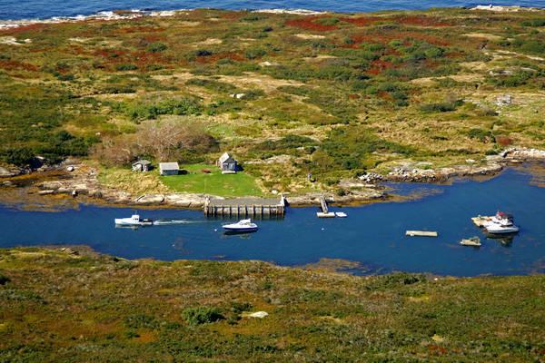 Damariscove Island