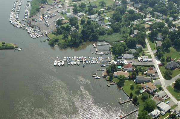 Markel's Boat Yard