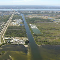Canaveral Barge Canal