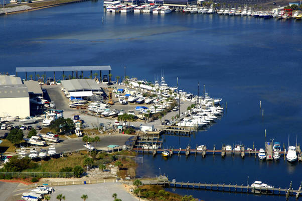 Treasure Island Marina