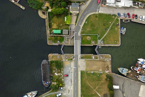 Glasson Dock Lock