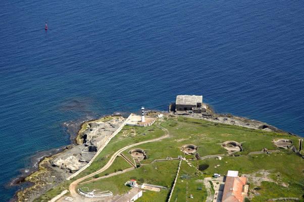 Castillo De San Felipe Light