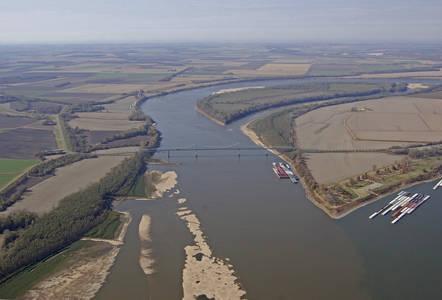Mississippi River Inlet North