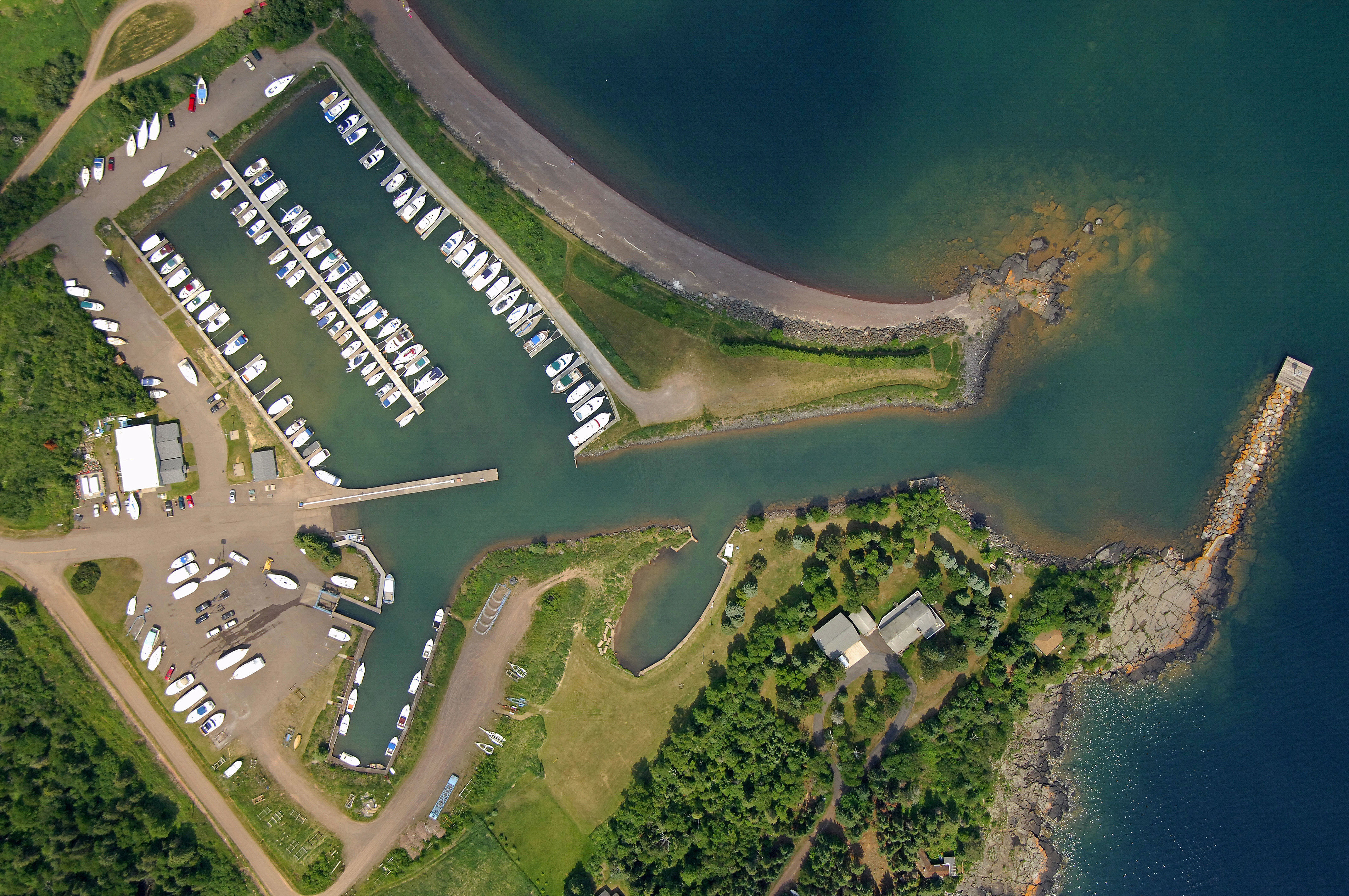 Knife River Marina in Knife River, MN, United States